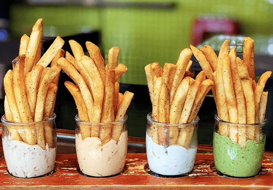 A Side of Fries… and Madness